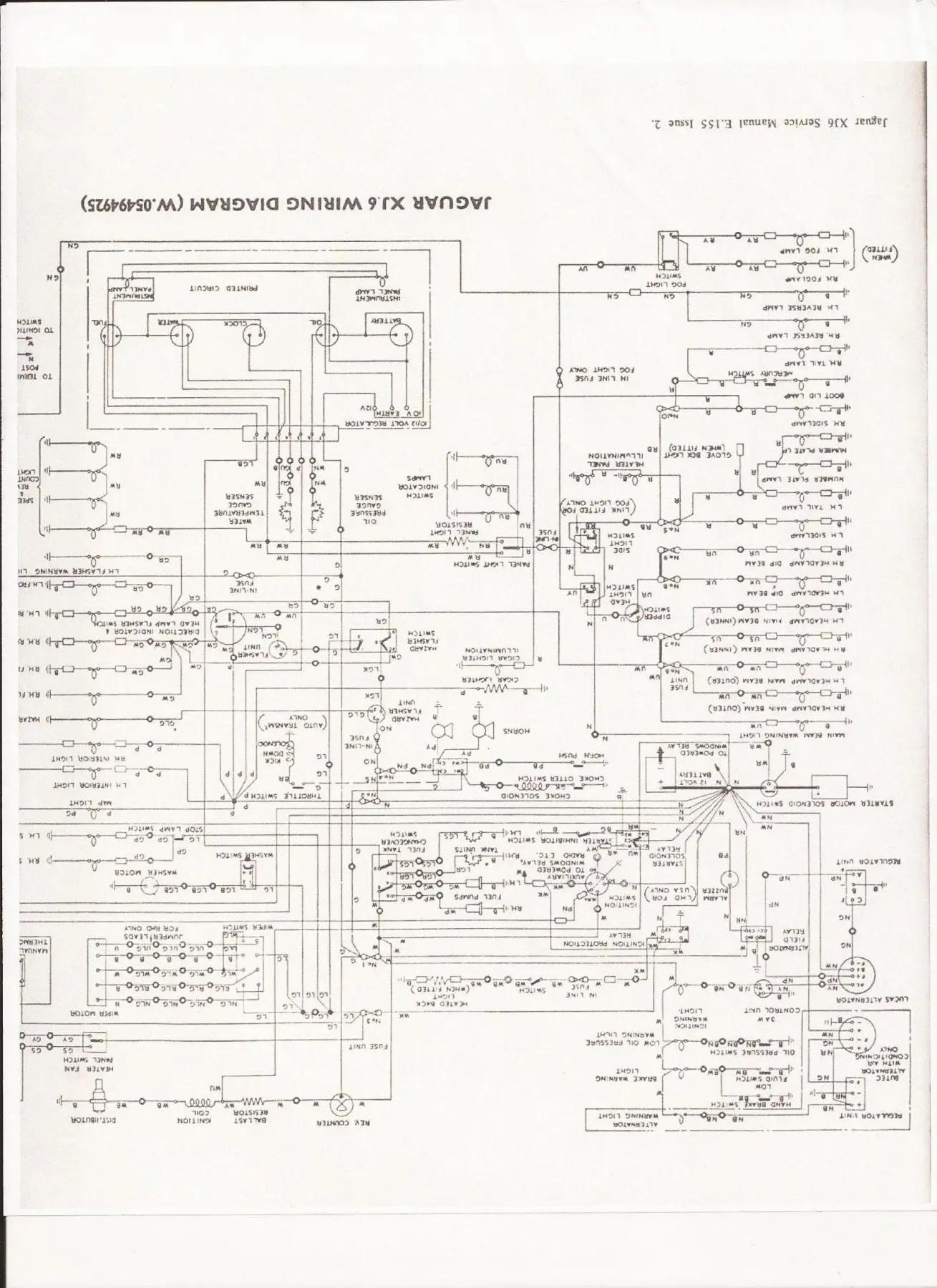 hight resolution of jaguar xj6 tach wiring wiring diagrams sun tachometer wiring jaguar tachometer wiring