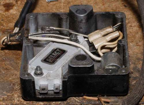 small resolution of  series 3 ignition system wiring questions amplifier inside side jpg
