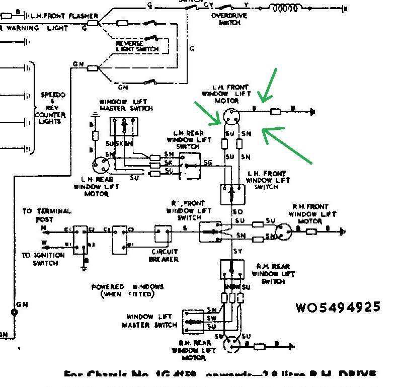 1990 Chevy Truck Fog Light Switch Wiring Diagram