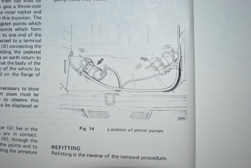 small resolution of  jaguar xj6 series 1 1968 fuel filter location dsc 9734 jpg
