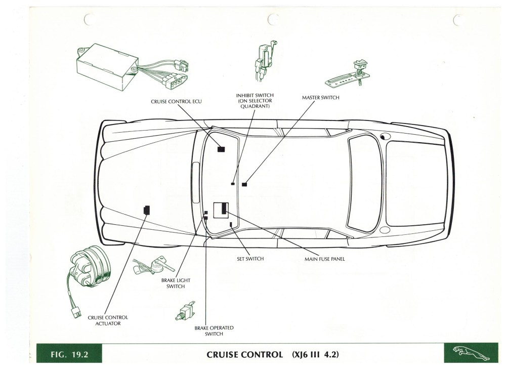 medium resolution of jaguar cruise control diagram wiring diagram val jaguar cruise control diagram
