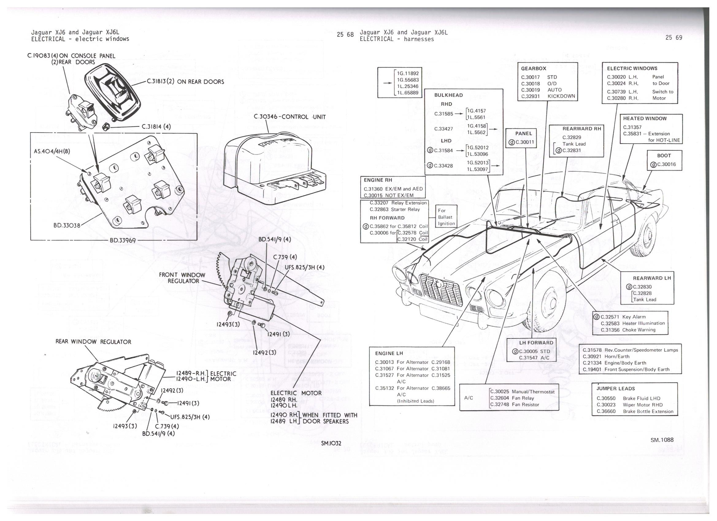 Jaguar Xjs Wiring Diagram