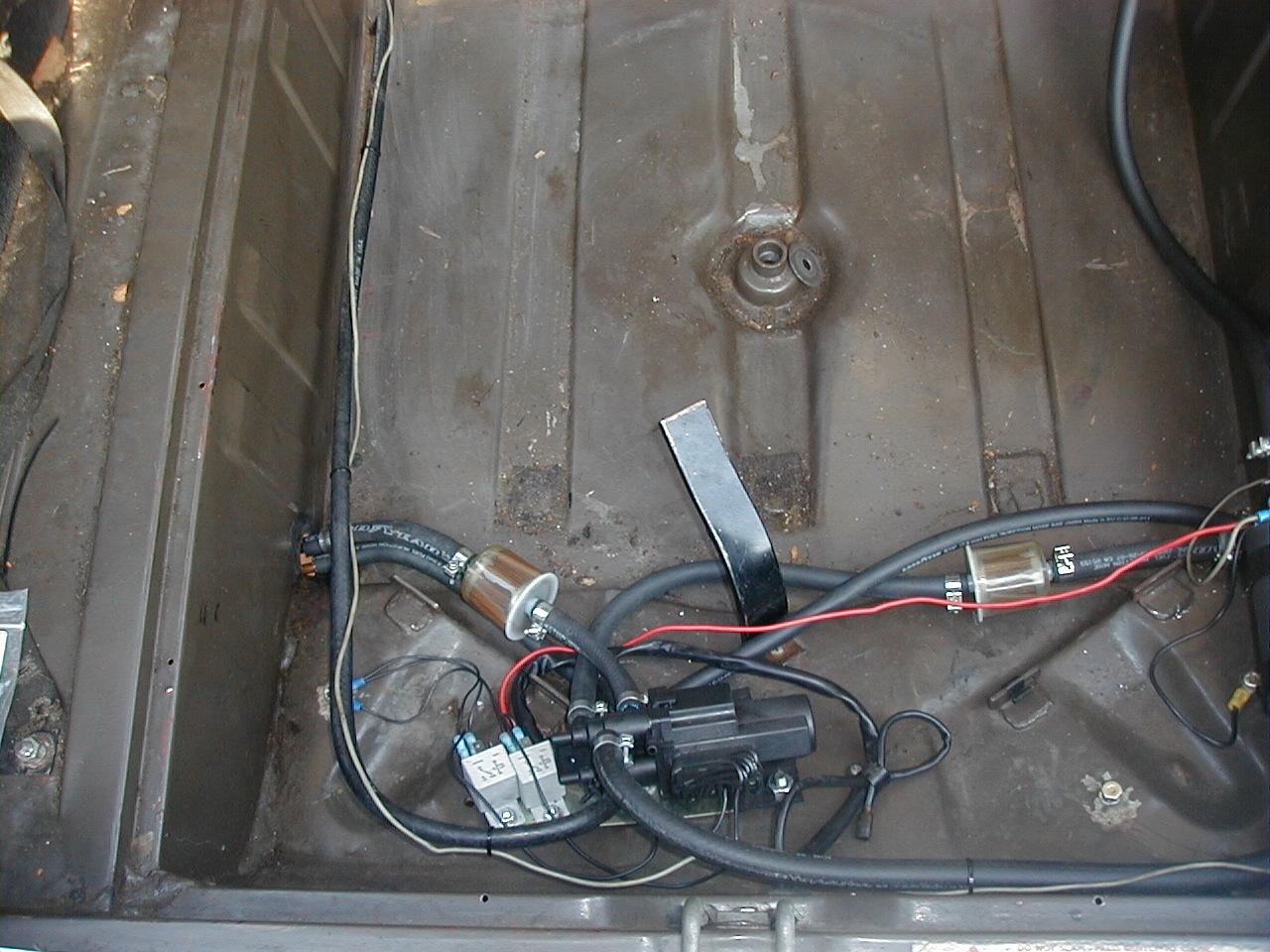 1994 Jaguar Xj6 Fuel Pump Filter Diagram