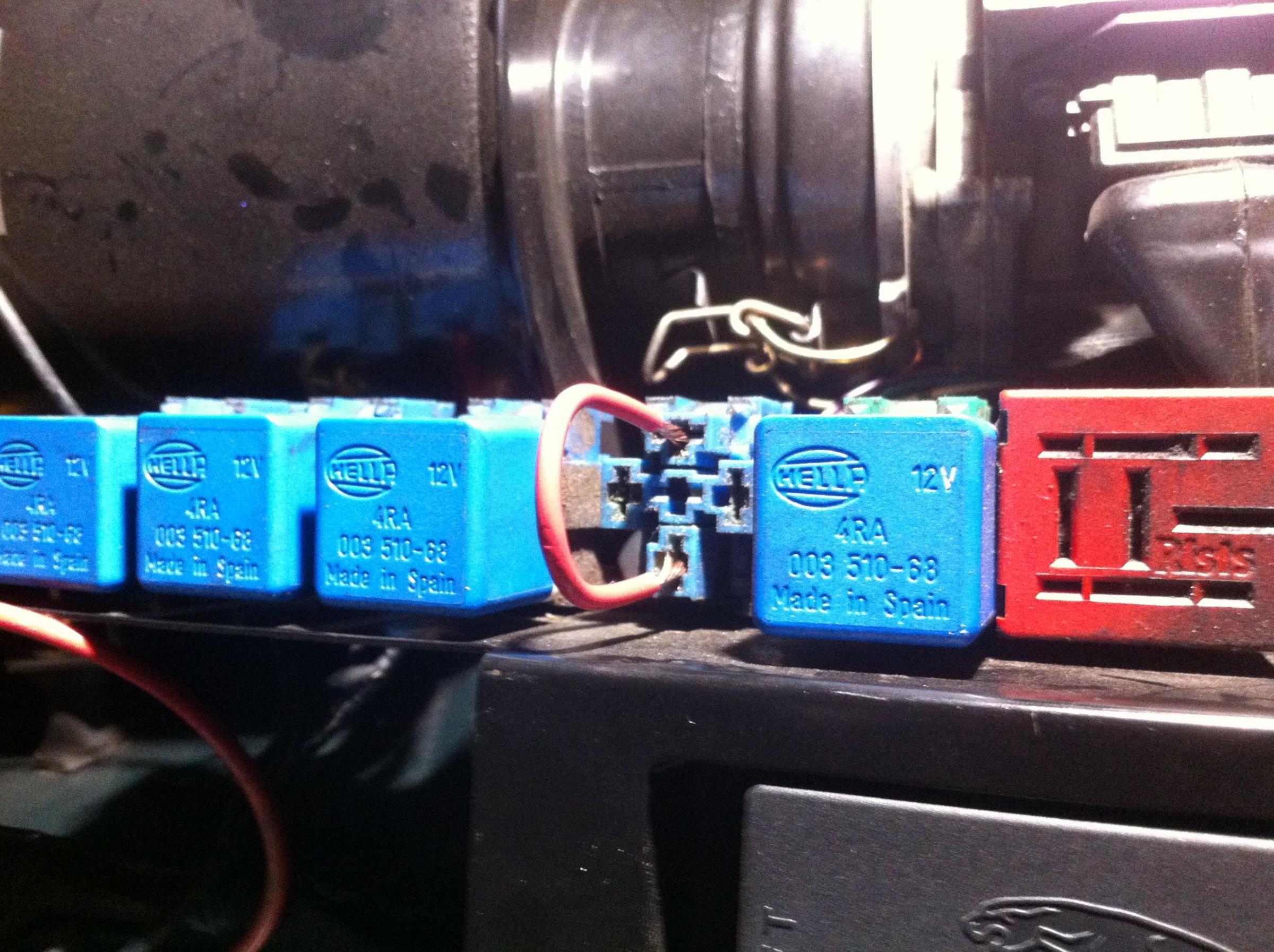 1994 Jaguar Xjs Starter Relay Electrical Problem 1994 Jaguar Xjs