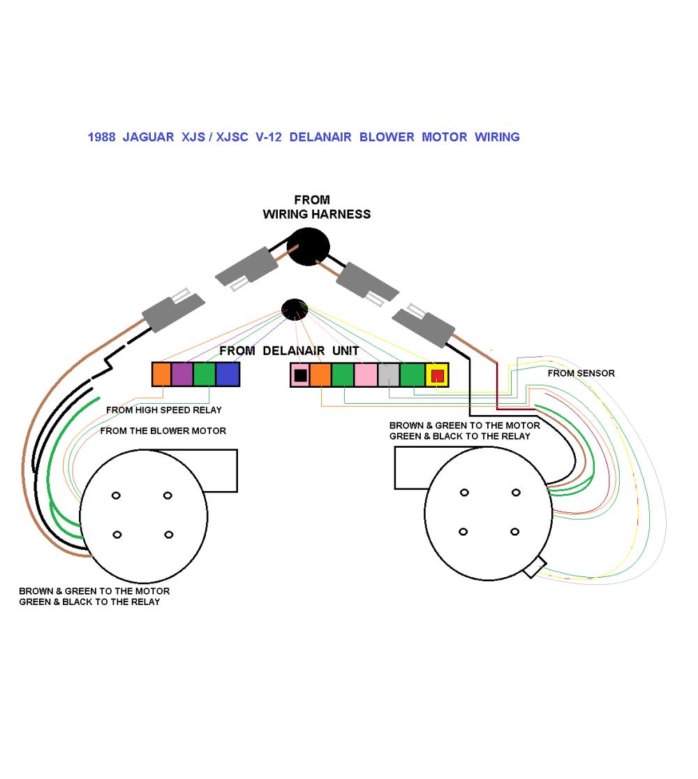 medium resolution of 1988 jaguar xjs wiring diagram wire center