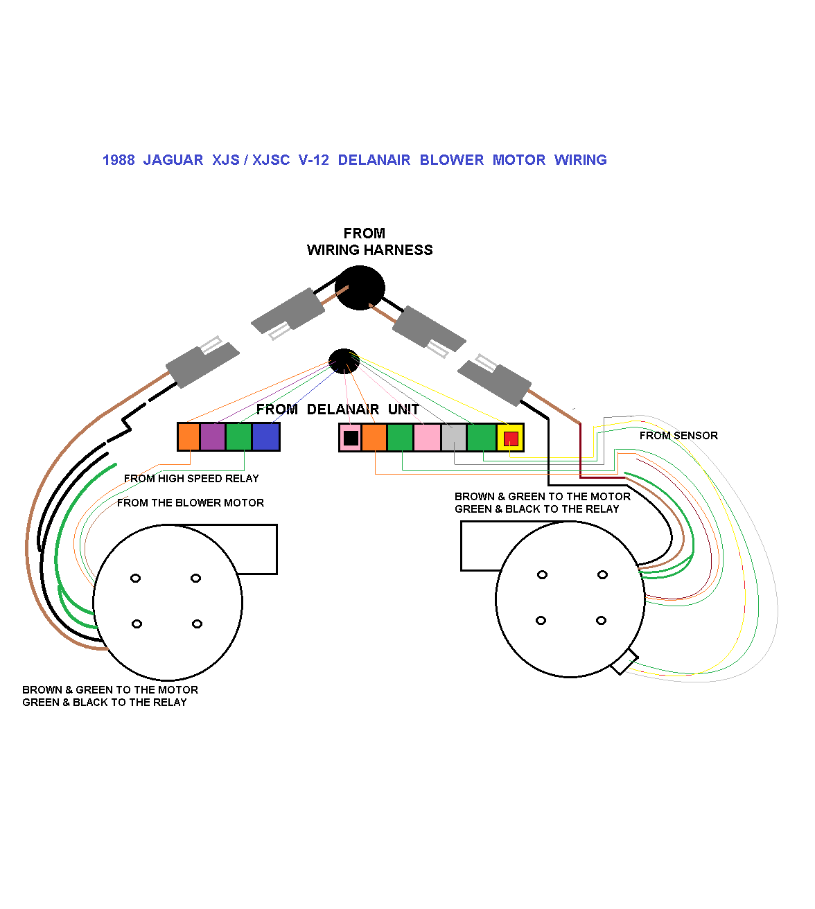 hight resolution of 1988 jaguar xjs wiring diagram wire center