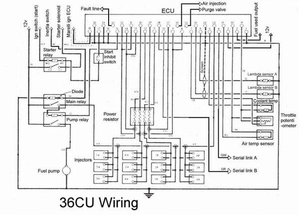 jaguar wiring resistor
