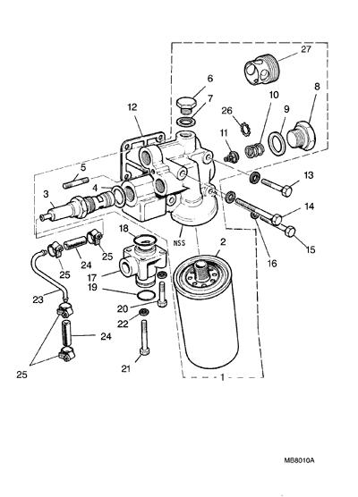 Grant Fuel Filters