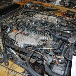 Car Starter Motor Wiring Diagram 2005 Jeep Lj V12 Fuel Injection Wire Harness - Jaguar Forums Enthusiasts Forum