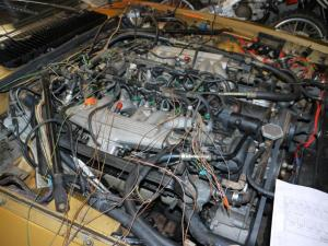 V12 fuel injection wire harness  Jaguar Forums  Jaguar