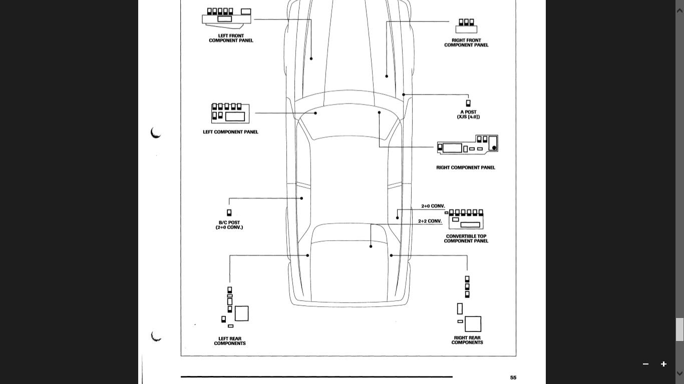 hight resolution of power antenna wiring 94 xjs page55 jpg