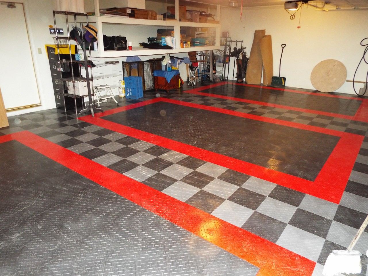 Race Deck garage floor  Jaguar Forums  Jaguar