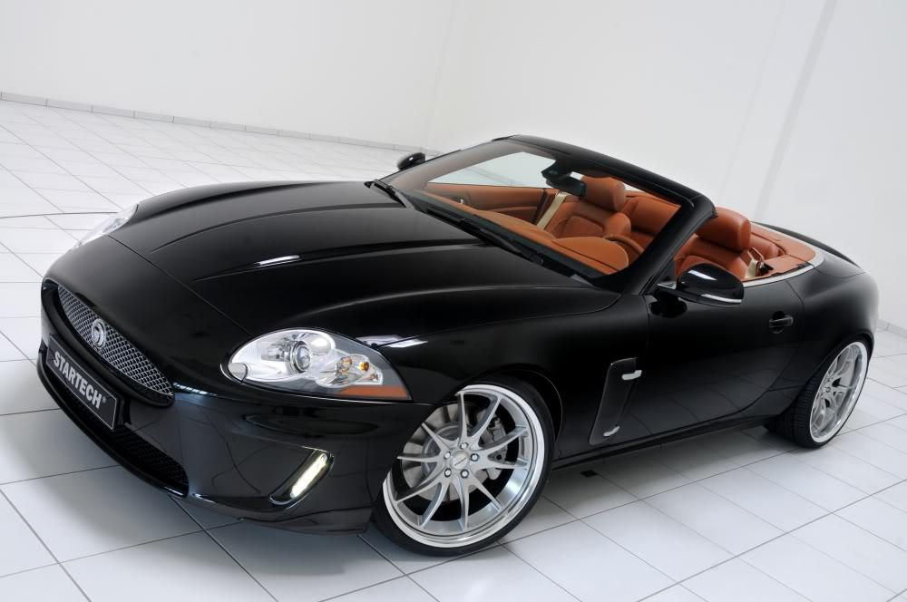 Startech Jaguar XK XKR Styling Program Jaguar Forums