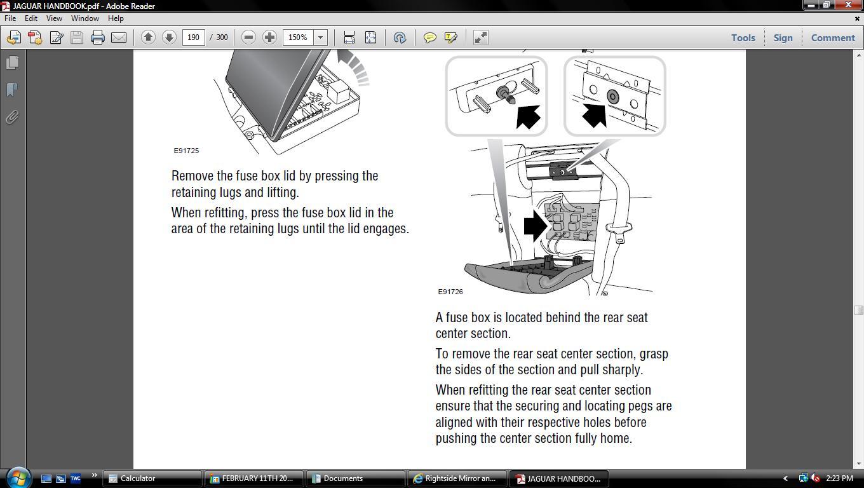 hight resolution of breathtaking jaguar xkr fuse box 2011 ford f 350 wiring diagram 2002 jaguar xk8 fuse box