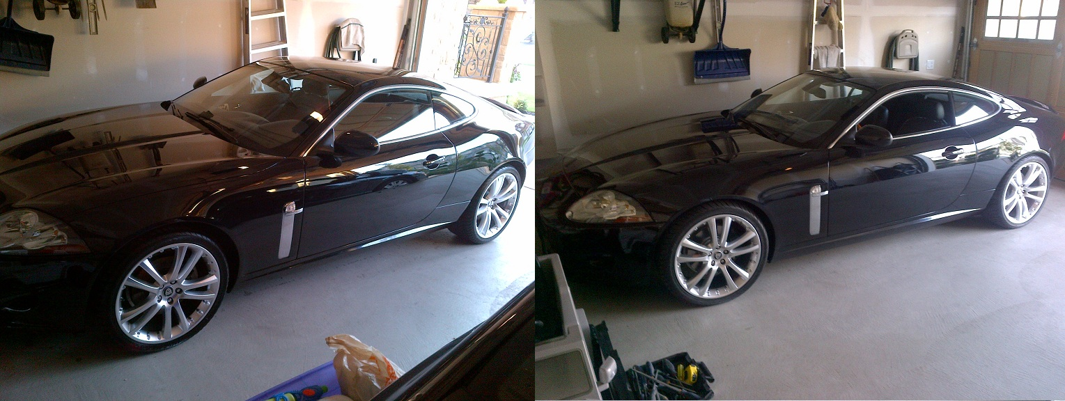 Help with wheel spacers on 07 XK Coupe  Jaguar Forums