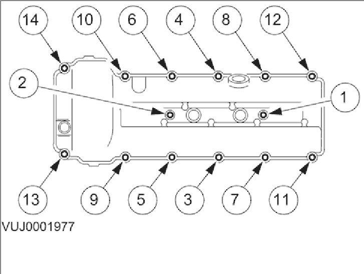 RockAuto Valve Cover gaskets FEL-PRO VS 50724R Leaking