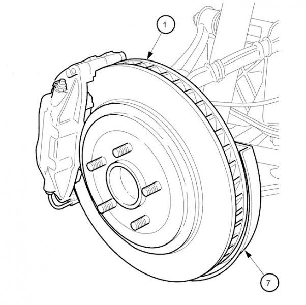 Service manual [2008 Jaguar Xk Parking Brake Repair