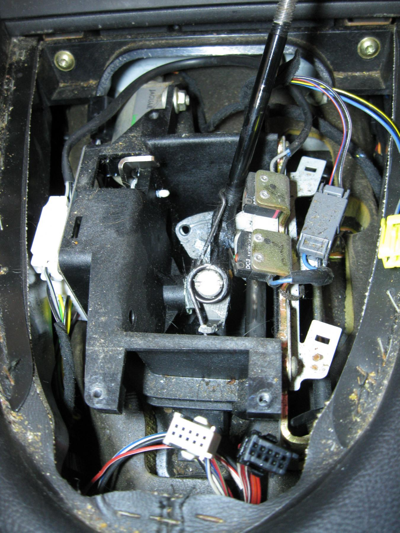 Xk8 Gearbox Issue