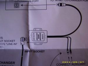 Alpine AiAux RCA input switcher not working: 2000 XK8 Premium Sound  Page 2  Jaguar Forums