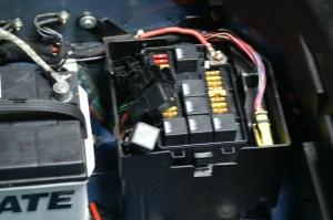 Trunk fuse box and relays  Jaguar Forums  Jaguar