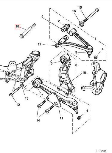front suspension schematic