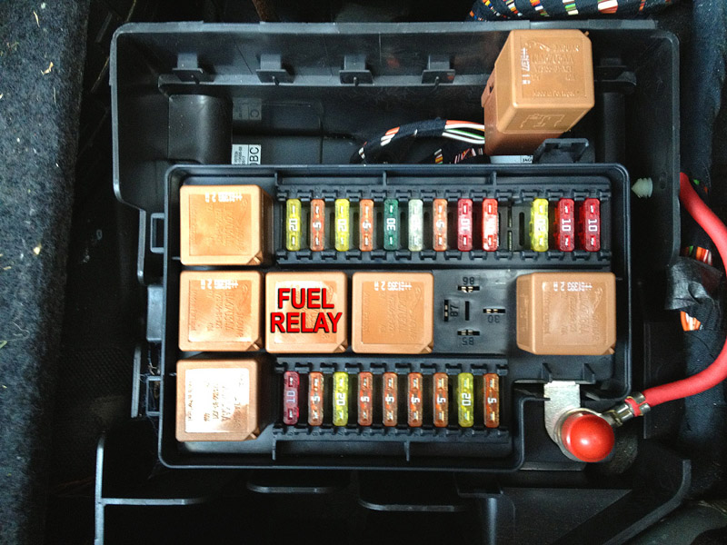 2003 Jaguar Xj8 Fuse Box Diagram Xkr Starts And Stalls Codes P1316 Amp P0506 Jaguar