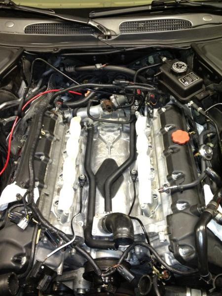 2003 Jaguar Fuel Filter Latest Mods Diy Twin Screw Jaguar Forums Jaguar
