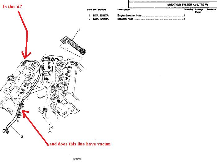 Service manual [How To Install 2005 Jaguar S Type Valve