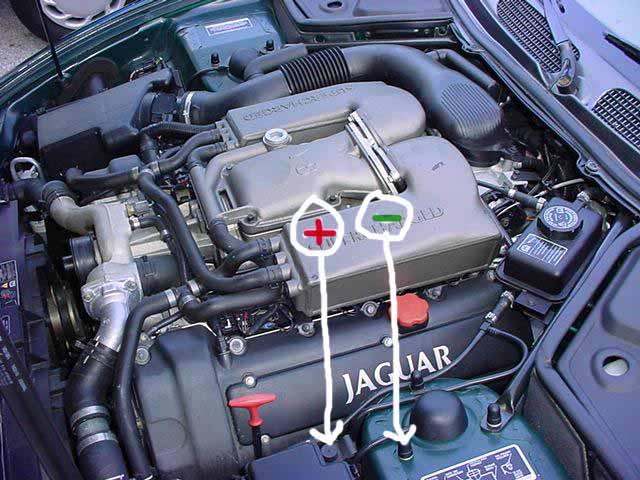 2003 Jaguar S Type Fuse Box Diagram Wiring Tip For Safe Jumpstart Post Winter Dead Xkr Resolved