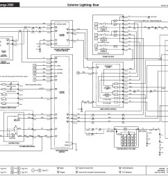 wrg 3209 jaguar brakes diagrambrake lights inop but third brake light works resolved xk8 brake [ 1075 x 757 Pixel ]