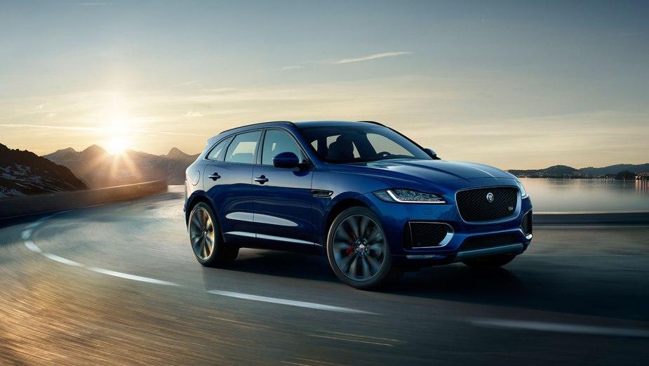 Jaguarforums.com Jaguar F-PACE SVR Range Rover Velar SVR