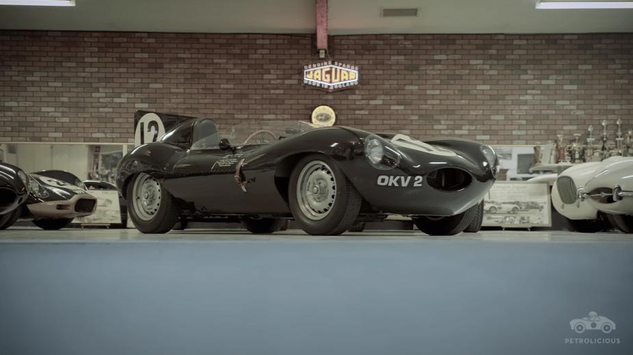 jaguarforums.com Jaguar 1954 D-Type