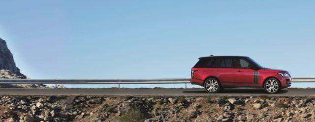 jaguarforums.com Range Rover SV Autobiography Dynamic launch release reveal
