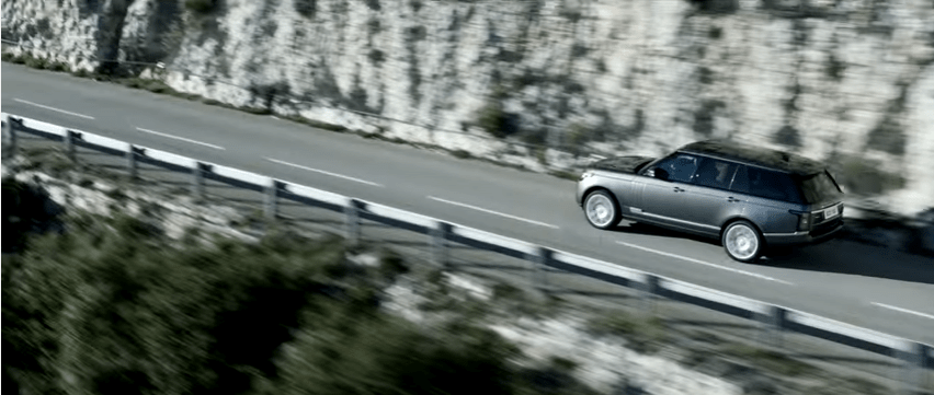 Jaguarforums.com Land Range Rover Sport Ad Spot Commercial Race