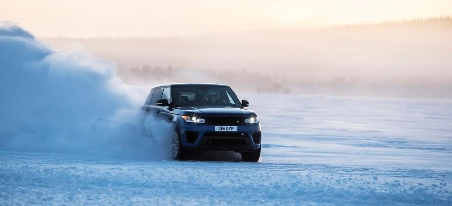 jaguarforum.com range rover sport SVR RR