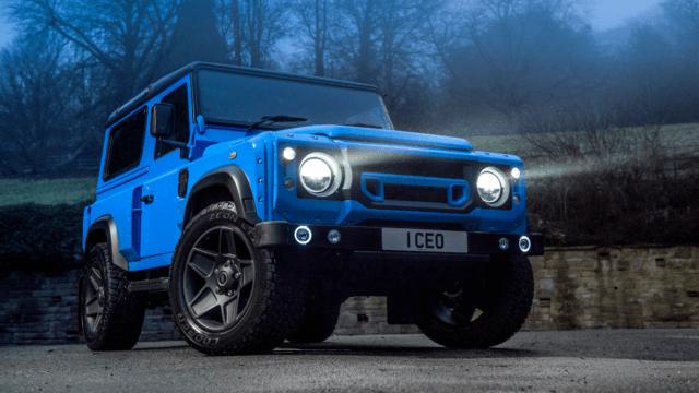 jaguarforums.com Land Rover Defender The End Edition Chelsea Truck Company