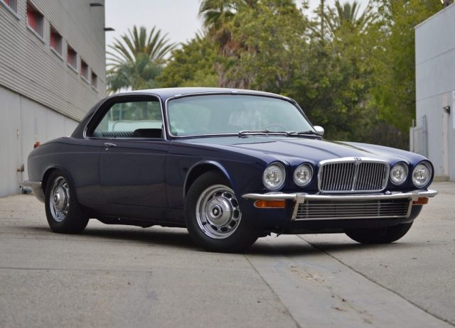 LS1-Powered Jaguar