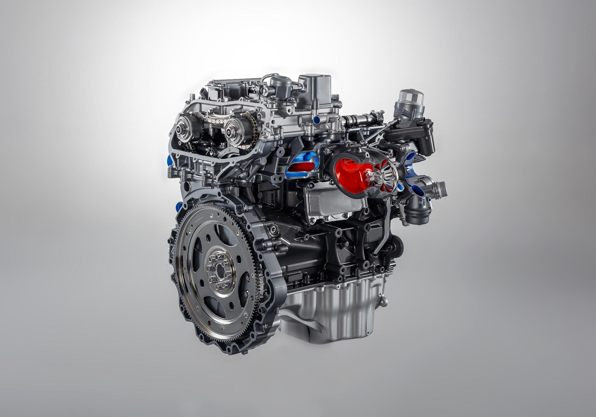Jaguarforums.com 2018 Jaguar Ingenium 2.0T Four Cylinder