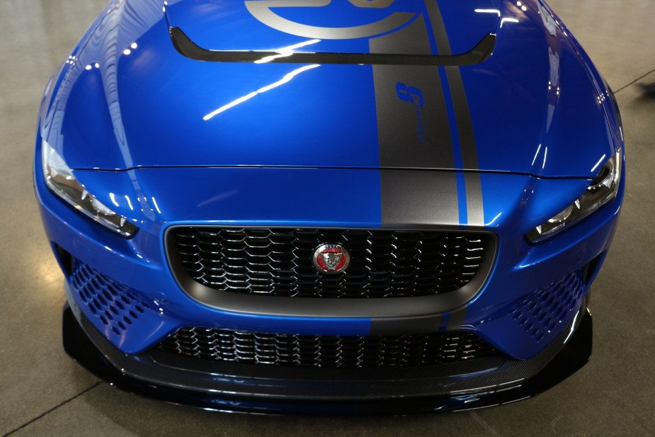Jaguarforums.com Jaguar XE SV Project 8 Exclusive First Look Interview SVO Special Vehicle Operations