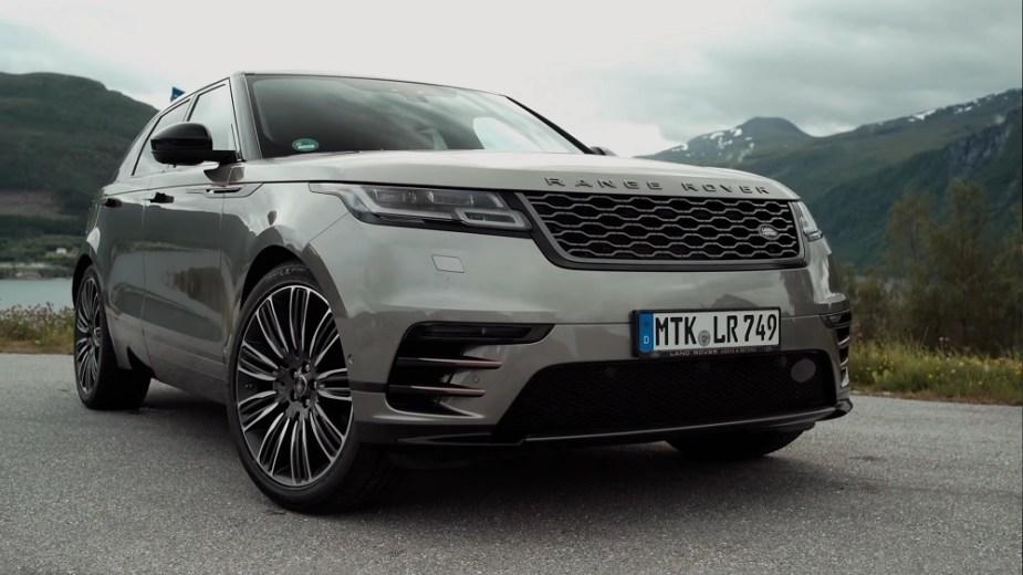 Jaguarforums.com Land Rover Velar F-Pace Review Comparison