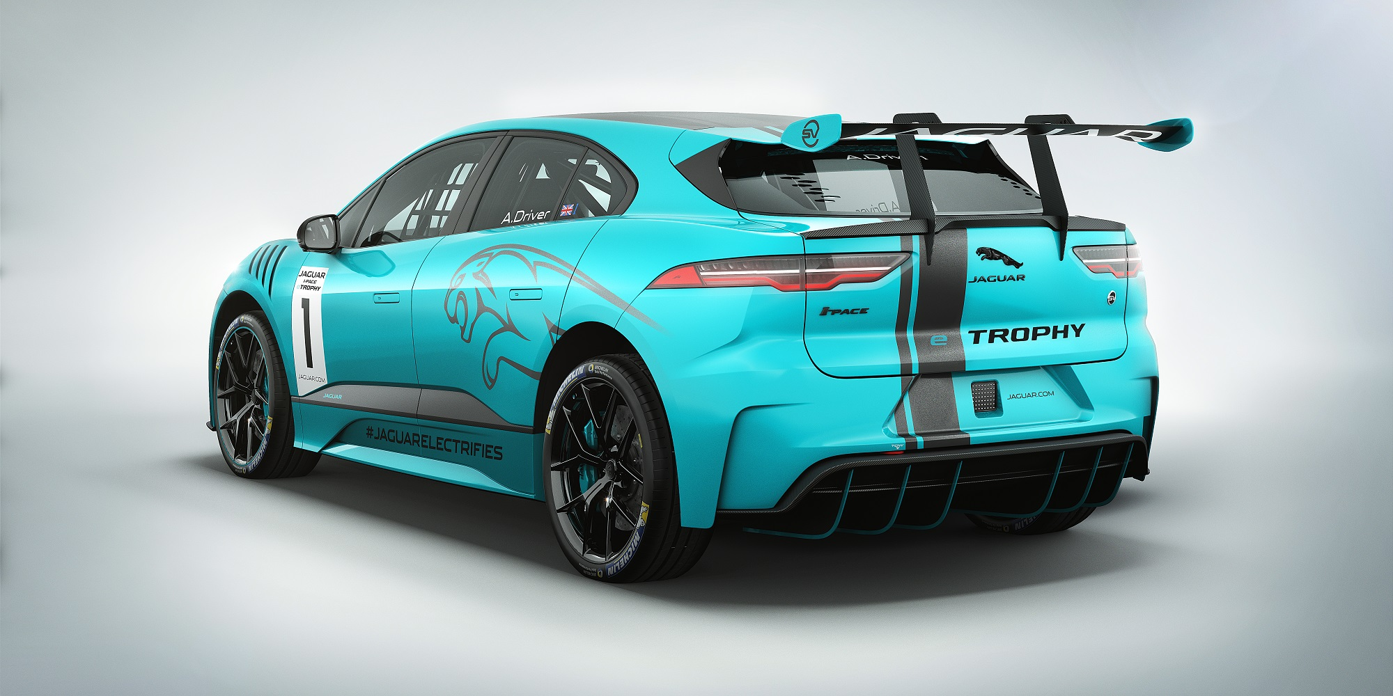jaguarforums.com Jaguar I-PACE eTROPHY Race Series FIA Formula E Electirc Vehicles Racing Motorsport