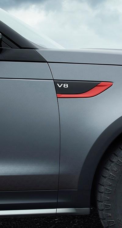 jaguarforums.com Land Rover Discovery SVX