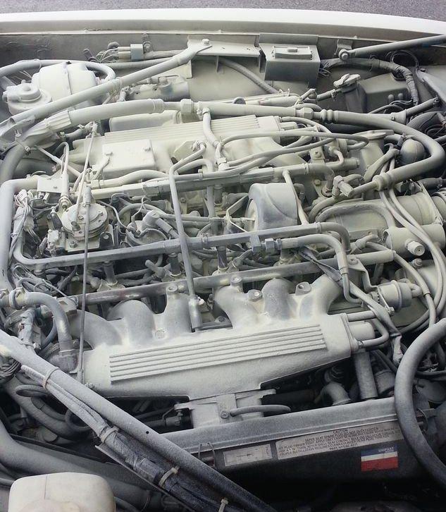 1986 XJS V12
