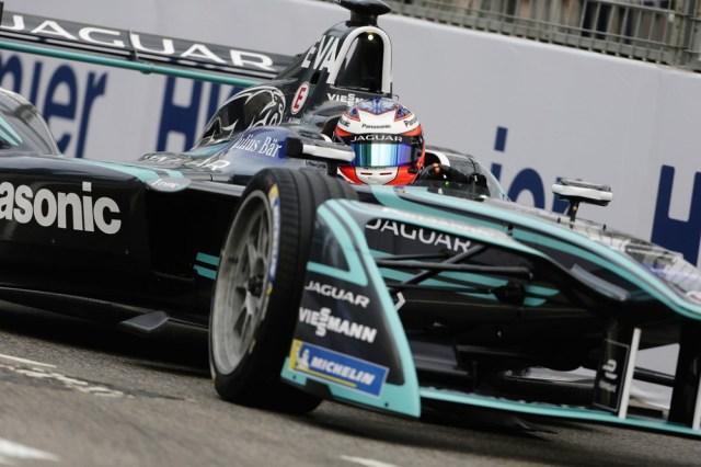 2018 Jaguar I-TYpe 2 Formula E Mitch Evans Nelson Piquet