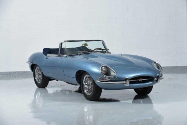 Jaguarforums.com Max Weinburg E-Type For sale Hemmings