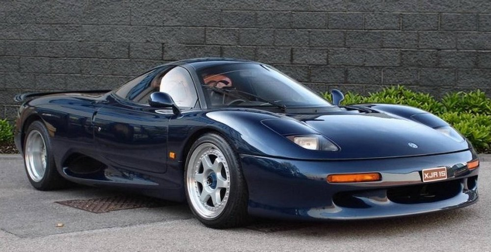 XJR-15 Low Front