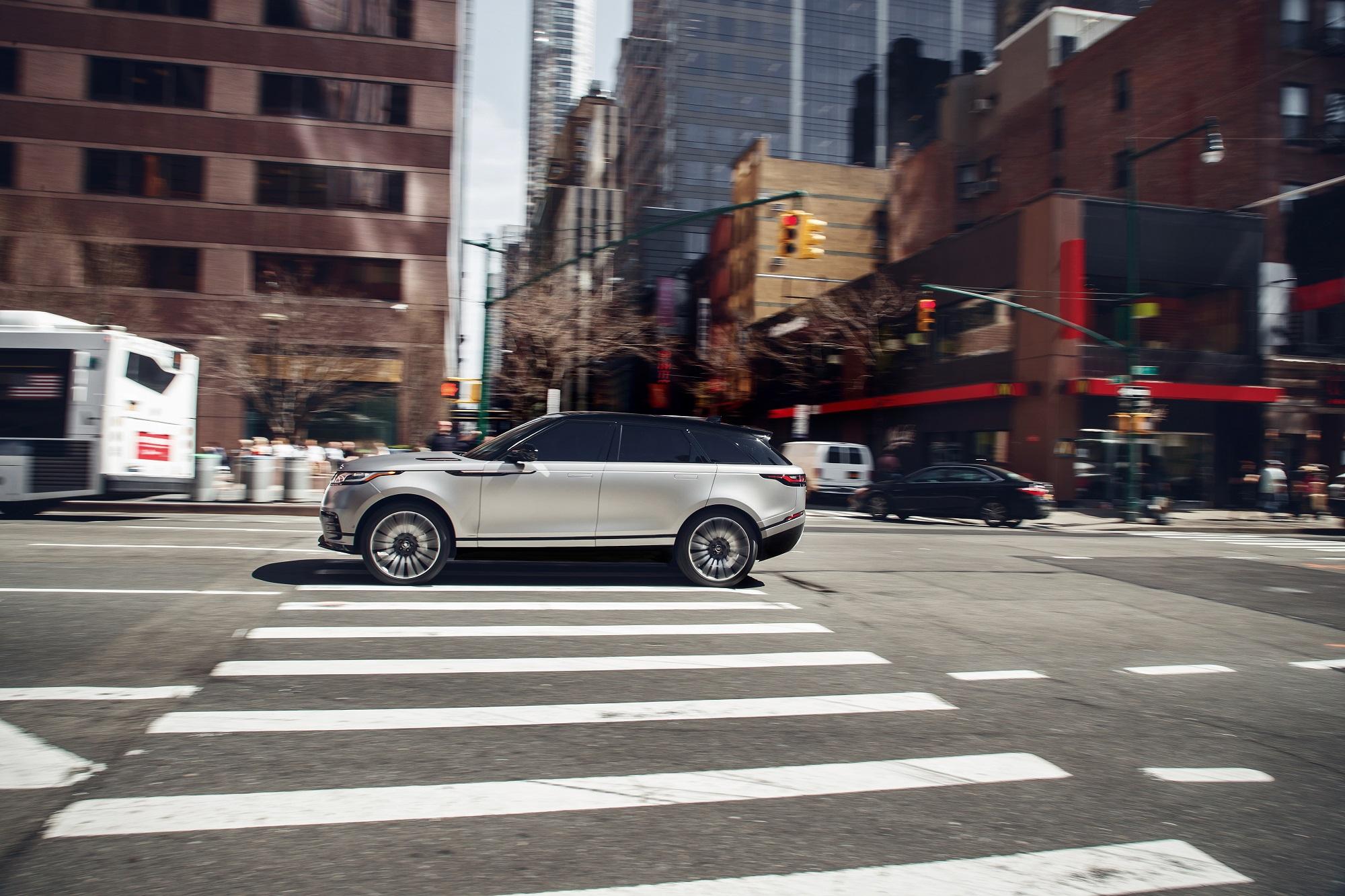 jaguarforums.com Land Rover Range Rover Velar Award MotorWeek