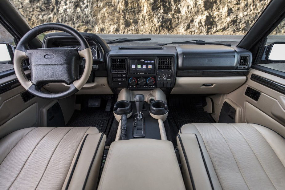 Range Rover Classic by East Coast Defender