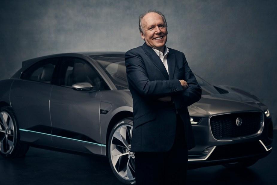 Jaguar Ian Callum