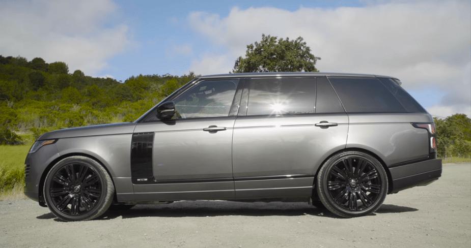 jaguarforums.com 2018 Land Rover Range Rover LWB